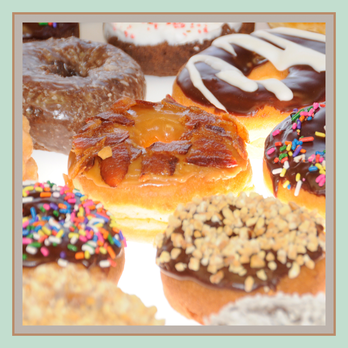 Dandee Donuts Specialty Donuts