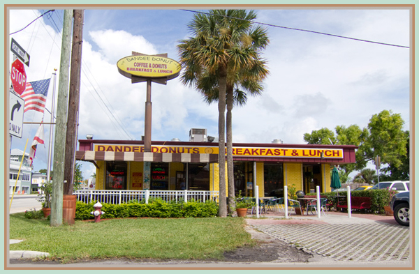 Dandee DOnut Factory Pompano Beach FL